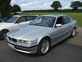 BMW 7 Series (E38) - Wikipedia