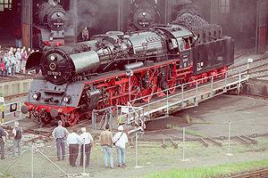 DRB Class 03.10 - Image: BR03 1010 2