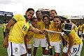 BRASIL CAMPEON DE LA COPA AMERICA FEMENINA DE FUTBOL ECUADOR 2014 (15380621191).jpg
