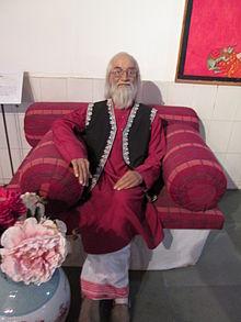 Babasaheb Purandare Wax Statue