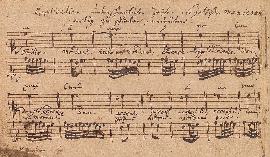 Bach-ornamentguide