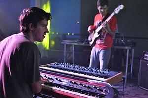 BadBadNotGood - BadBadNotGood live in 2012
