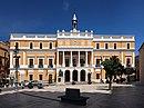 Badajoz, Plaza de España, Palacio Municipal 130-1.jpg