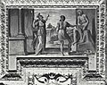 Badalocchio - Carracci - Prometeo crea l'uomo con l'argilla, Palazzo Farnese.jpg