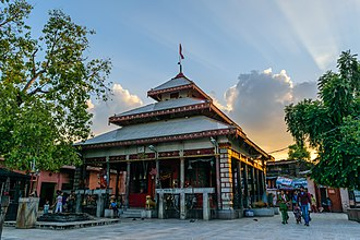 Province No. 5 - Image: Bageshwori Temple Nepalgunj