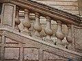 Balustrada, Seu de Xàtiva.JPG