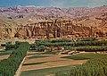 Bamiyan valley 1967 postcard.jpg
