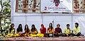 Bangladesh Udichi Shilpigoshthi - Chittagong University Sangsad celebrating Pohela Falgun 1423 at CU Muktomoncho (06).jpg
