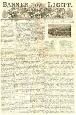 Banner of Light - Banner of Light 12 August 1897