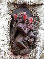Barabar Caves - Temple Statue (9224695321).jpg