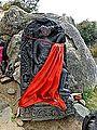 Barabar Caves - Vishnu as Varaha (9224712033).jpg