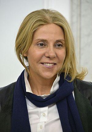 Barbara Dolniak - Image: Barbara Dolniak Sejm 2015