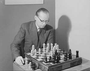 Olaf Barda - Olaf Barda in 1958.