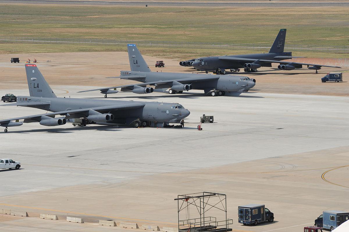 4d34ba6b60bd60 Barksdale Air Force Base - Wikipedia