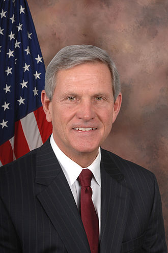 Baron Hill (politician) - Image: Baron Hill, official 110th Congress photo