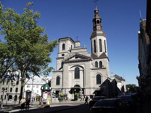 Basilique-cathédrale de Notre-Dame-de-Québec