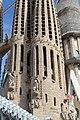 Basilique Sagrada Familia façade sud ouest Barcelone 9.jpg