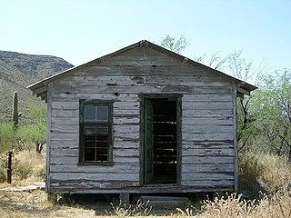 Bates Well Ranch United States historic place