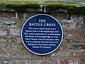 Battle Cross plaque - geograph.org.uk - 1709291.jpg