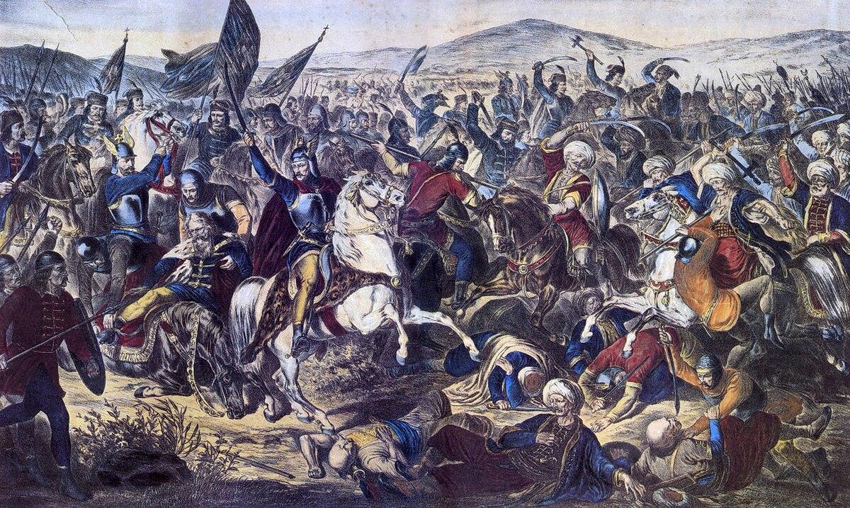 Косовска битка — Википедија