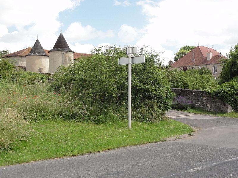Bauzemont (M-et-M) château