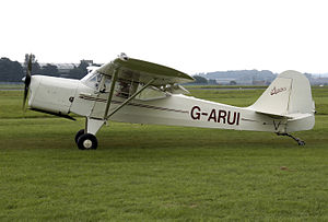 Auster - Beagle A.61 Terrier of 1962