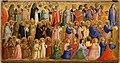 Beato angelico, cristo glorificato nella corte del paradiso, 1423-24, da s. domenico, fiesole 03.jpg
