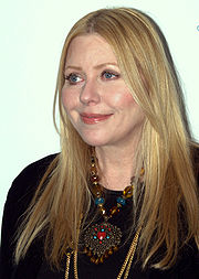 Bebe Buell at the 2009 Tribeca Film Festival