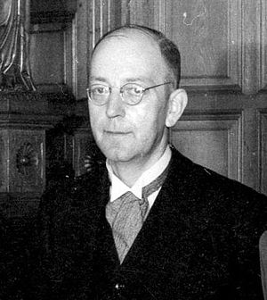 Johan van Maarseveen - Johannes Henricus van Maarseveen in 1946