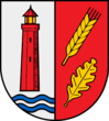 Coat of arms of Behrensdorf (Østersøen)