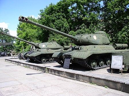 Xe tăng Iosif Stalin