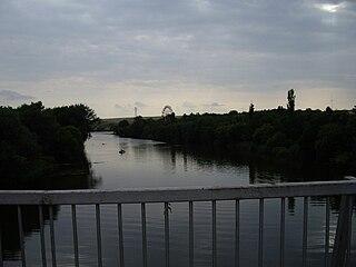Belaya Kalitva Town in Rostov Oblast, Russia