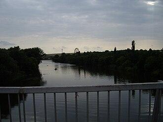 Belaya Kalitva - Kalitva river in Belaya Kalitva