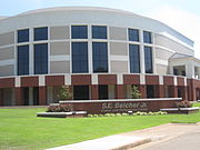 Belcher Chapel and Performing Arts Center, Longview, IMG 4023