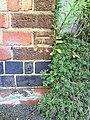 Benchmark on ^44 Littlehay Road - geograph.org.uk - 2113407.jpg