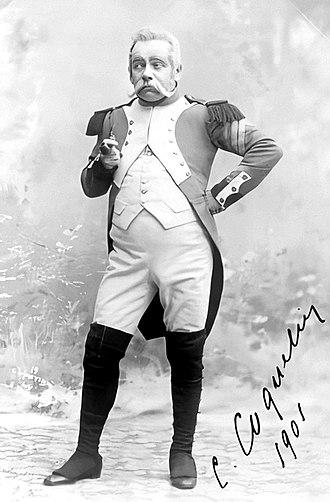 Benoît-Constant Coquelin - Image: Benoît Constant Coquelin 1901