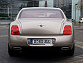 Bentley Continental Flying Spur Speed – Heckansicht (4), 5. April 2012, Düsseldorf.jpg