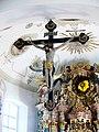 Bergatreute Pfarrkirche Chorbogenkreuz.jpg
