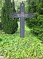 Berlin, Kreuzberg, Bergmannstrasse, Dreifaltigkeitsfriedhof II, Grab Johann Gottfried Niedlich.jpg