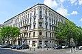 Berlin-Prenzlauer Berg - Apartment building at the corner of Dunckerstraße & Raumerstraße, 2018.jpg