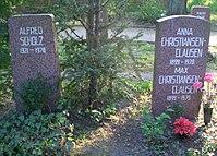 Berlin Friedrichsfelde Zentralfriedhof, Pergolenweg - Scholz + Christiansen-Clausen.jpg