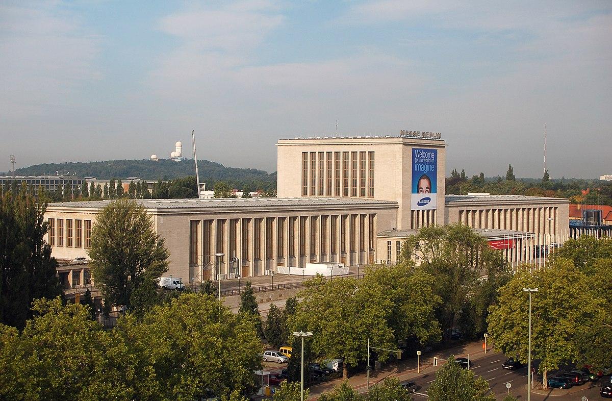 Messe Berlin - Wikidata.