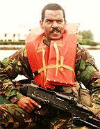 Bermuda Regiment Corporal