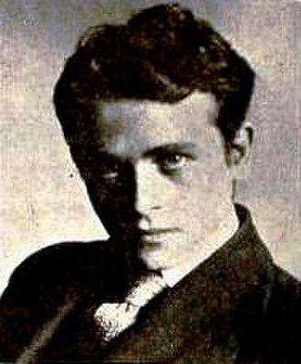 Bertram Millhauser - Millhauser in 1919
