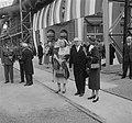 Bezoek Koninklijk Paar aan Luxemburg staalfabriek, Bestanddeelnr 904-6368.jpg