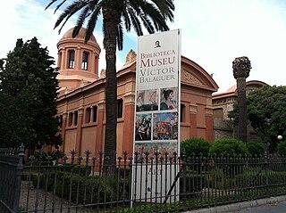 museum in Vilanova i la Geltrú, Spain