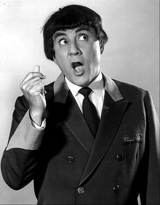 The Bill Dana Show - Dana as Jose Jimenez, 1964.