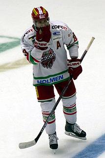 Bill Thomas (ice hockey) American ice hockey player