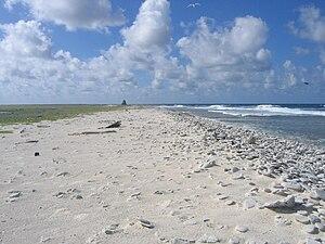 Birnie Island - Image: Birnie Island Beach