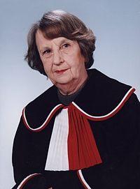 Biruta Lewaszkiewicz-Petrykowska - judge of Constitutional Tribunal of Poland.jpg